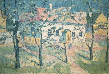 Reprodução do quadro  Spring, 1904