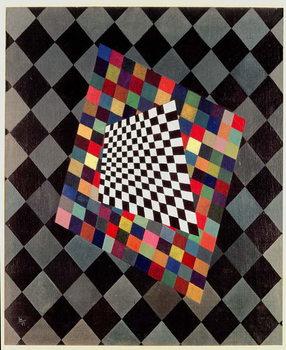 Reprodução do quadro  Square, 1927