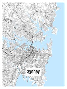 Map Sydney