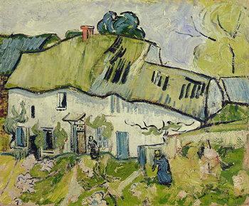 Reprodução do quadro  The Farm in Summer, 1890