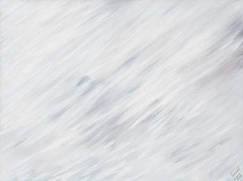 Reprodução do quadro  Titus Oates in Blizzard 17th March 1912, 2005,