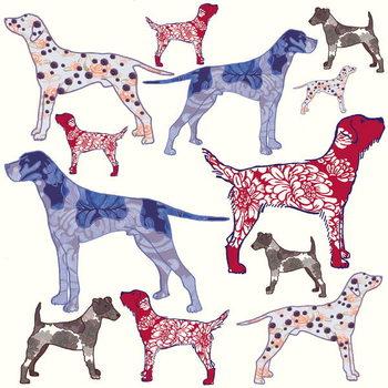 Reprodução do quadro Topdogs, 2005
