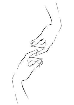 Ilustração Touch