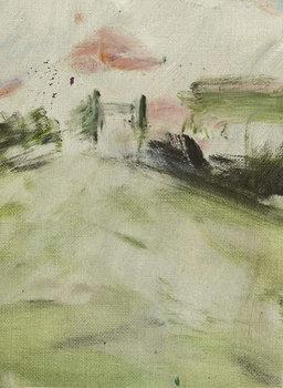 Reprodução do quadro  Towards Tower Bridge, 2014,