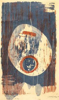Reprodução do quadro Untitled (Blood Cell Series), 1941