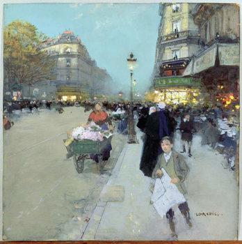 Reprodução do quadro Urban Landscape