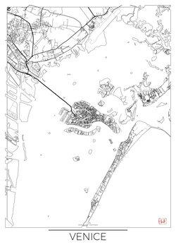 Mapa de Venice