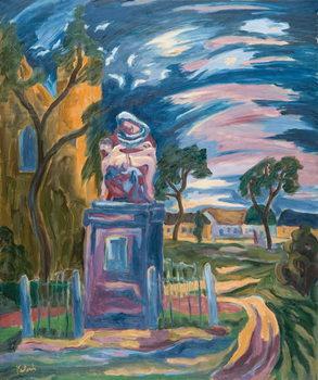 Reprodução do quadro Village Pieta, 2007