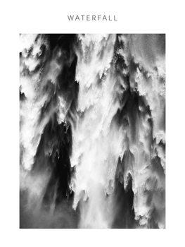 Ilustração Waterfall