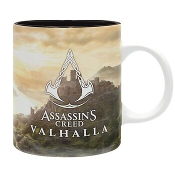 Mug Assassin's Creed: Valhalla - Landscape