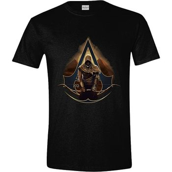 T-shirt Assassin's Creed: Origins - Bayek and Pyramids