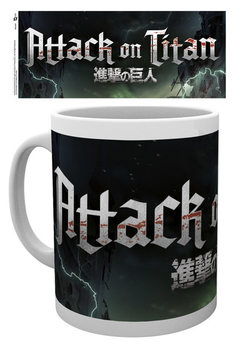 Caneca Attack On Titan – Logo