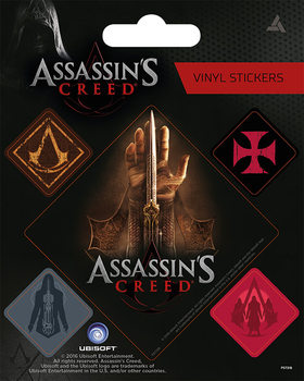 Autocolantes Assassin's Creed
