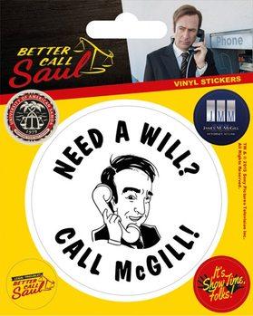 Autocolantes Better Call Saul