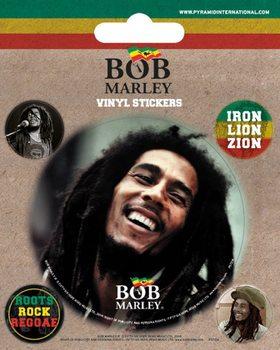 Autocolantes  Bob Marley