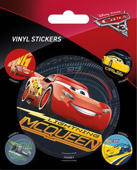 Autocolantes Cars 3 - Lightning McQueen