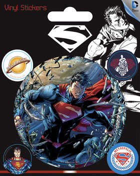 Autocolantes DC Comics - Superman