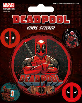 Autocolantes  Deadpool