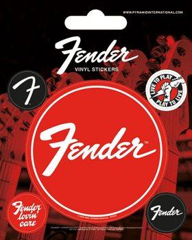 Autocolantes Fender
