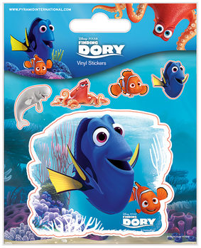 Autocolantes  Finding Dory - Characters
