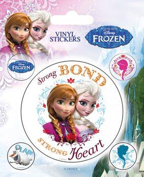 Autocolantes Frozen