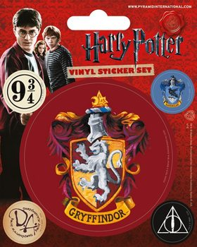 Autocolantes Harry Potter - Gryffindor