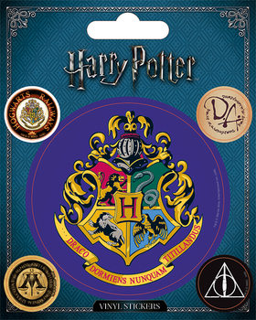 Autocolantes  Harry Potter - Hogwarts