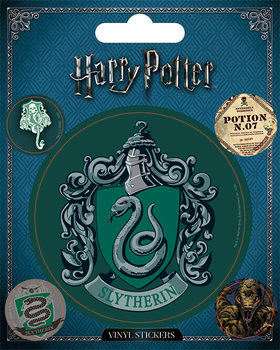 Autocolantes  Harry Potter - Slytherin