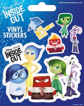 Autocolantes  Inside Out