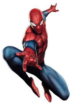 Autocolante MAXI Marvel - Spider-Man