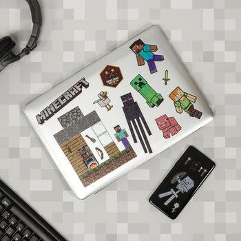 Autocolante Minecraft