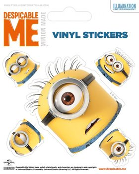 Autocolantes  Minions (Despicable Me) - Heads