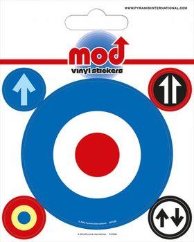 Autocolantes  MOD - Target