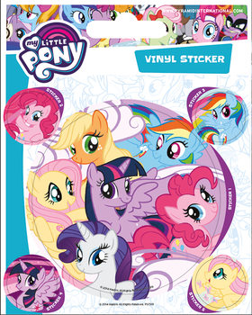 Autocolantes My Little Pony