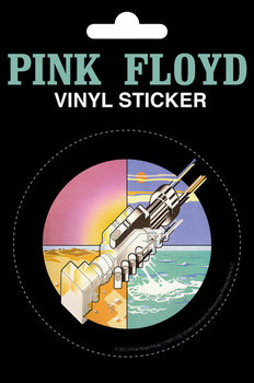 Autocolantes Pink Floyd - Wish You Were Here