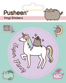 Autocolantes  Pusheen - Mythical
