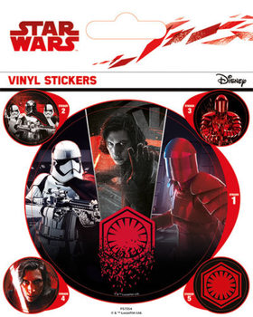 Autocolantes  Star Wars The Last Jedi - First Order