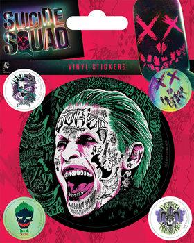 Autocolantes Suicide Squad - Joker