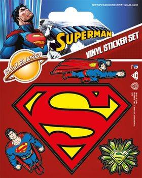 Autocolantes Superman