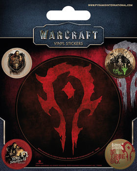 Autocolantes  Warcraft - The Horde