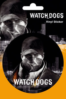 Autocolantes  Watch Dogs - Aiden