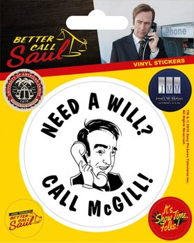 Better Call Saul Autocollant