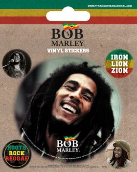 Bob Marley Autocollant
