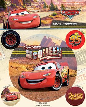 Cars - Lightning McQueen Autocollant
