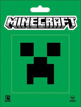 Minecraft - creeper Autocollant