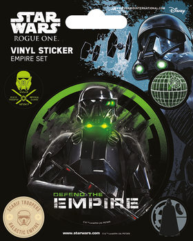 Rogue One: Star Wars Story - Empire Autocollant