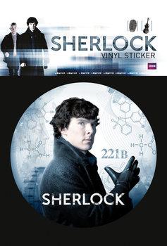 Sherlock - Mind Map Autocollant