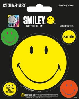 Smiley - Happy Collection Autocollant