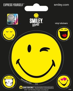 Smiley - Smileyworld Autocollant