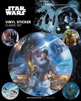 Star Wars - Classic Autocollant